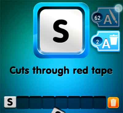 one-clue-cuts-through-red-tape