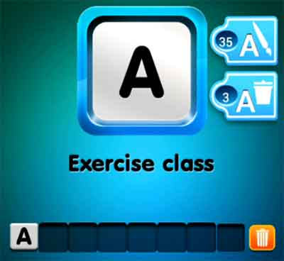 one-clue-exercise-class