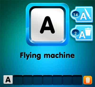 one-clue-flying-machine