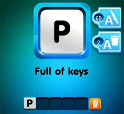 one-clue-full-of-keys