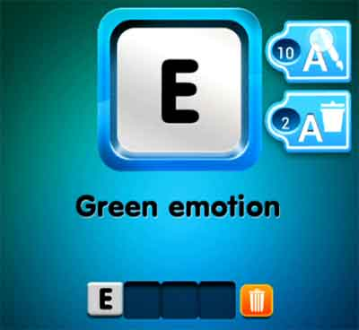 one-clue-green-emotion
