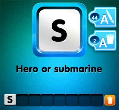one-clue-hero-or-submarine