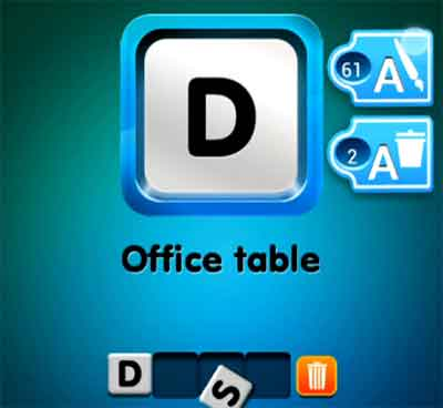 one-clue-office-table