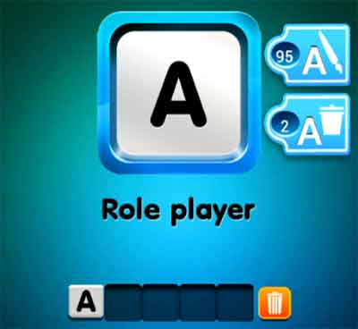 one-clue-role-player