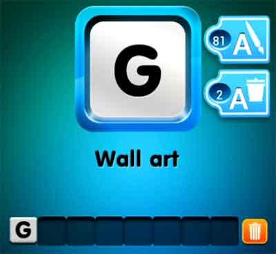 one-clue-wall-art