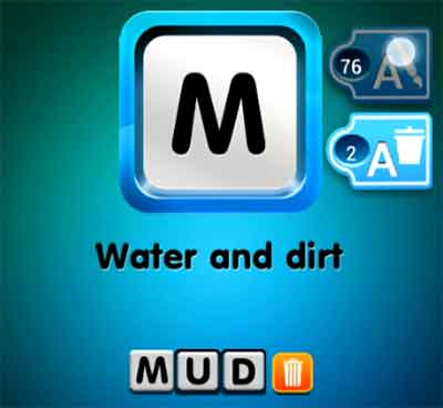 one-clue-water-and-dirt