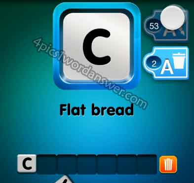 one-clue-flat-bread