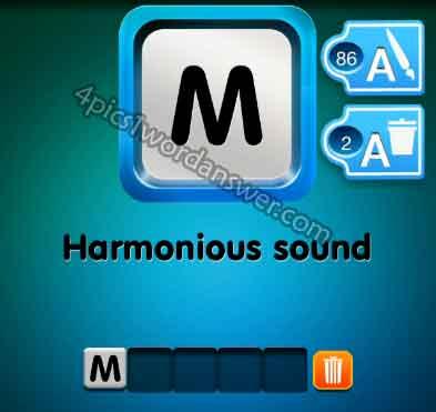 one-clue-harmonious-sound