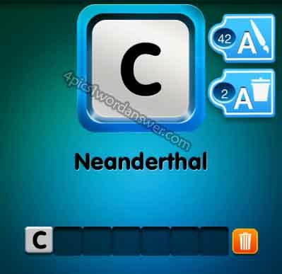 one-clue-neanderthal