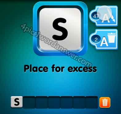 one-clue-place-for-excess