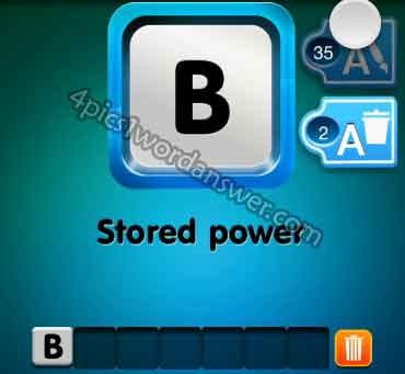 one-clue-stored-power