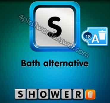 one-clue-bath-alternative