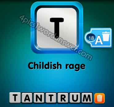 one-clue-childish-rage