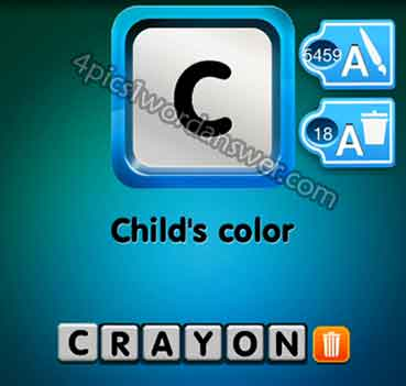 one-clue-childs-color