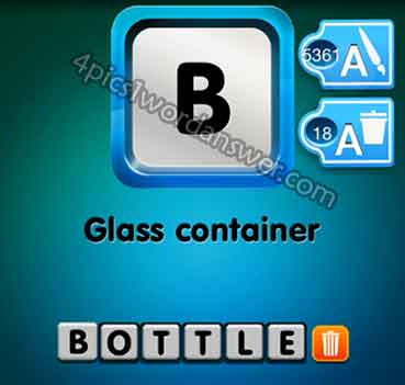 one-clue-glass-container