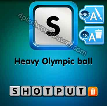 one-clue-heavy-olympic-ball