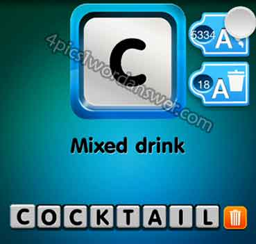 one-clue-mixed-drink