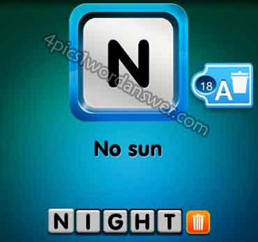 one-clue-no-sun