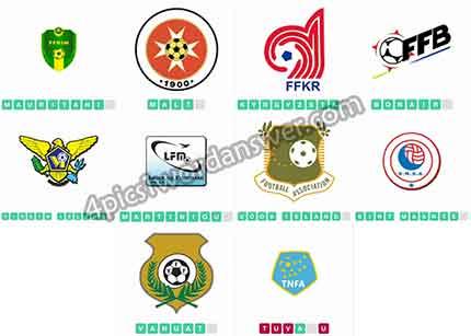 100 Pics Sports Logos Level 91-100 Answers | 100 Pics Answers