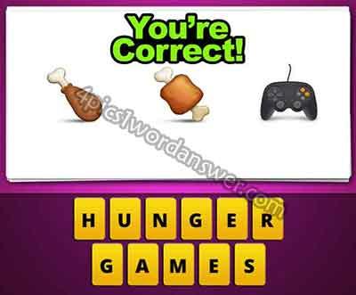 emoji-chicken-drumstick-meat-bone-game-controller