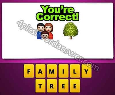 emoji-family-and-tree