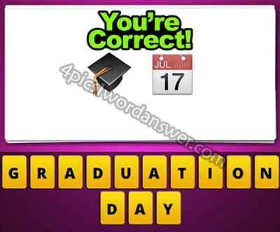 emoji-graduation-hat-cap-and-calendar