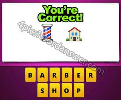 emoji-striped-pole-and-house