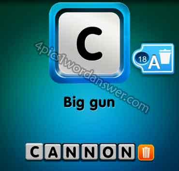 one-clue-big-gun