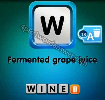 one-clue-fermented-grape-juice