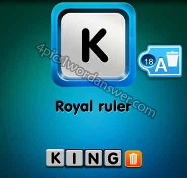 one-clue-royal-ruler