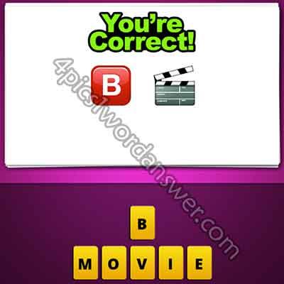 emoji-B-and-movie-clapperboard