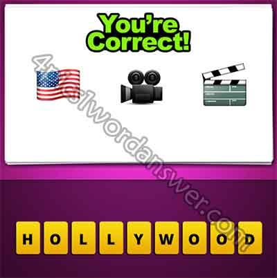 emoji-american-flag-movie-camera-action-clapper-board