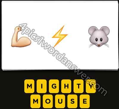 emoji-arm-muscle-lightning-bolt-mouse