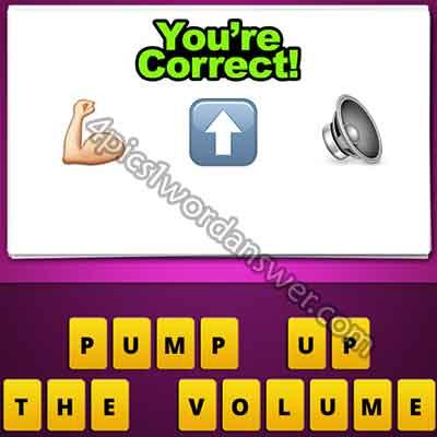 emoji-arm-muscle-up-arrow-sound-speaker