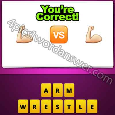 emoji-arm-muscle-vs-arm-muscle