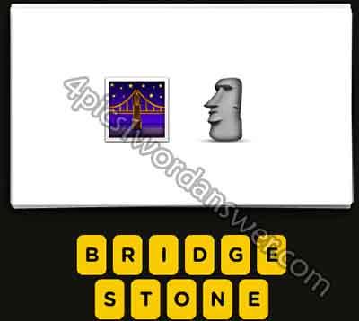 emoji-bridge-and-statue