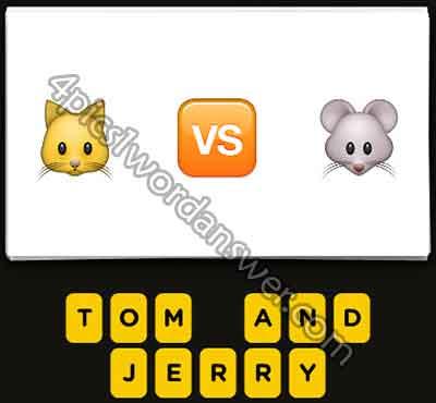 emoji-cat-vs-mouse
