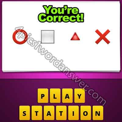 Square Triangle Game Circle Square Triangle x