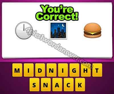 emoji-clock-city-night-burger