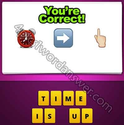 emoji-clock-right-arrow-hand-pointing-up