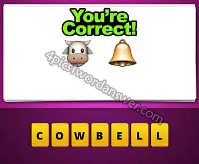 emoji-cow-and-bell