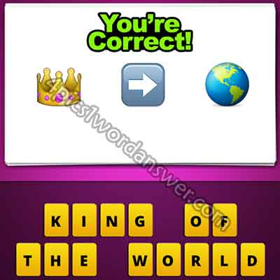 emoji-crown-right-arrow-earth-globe