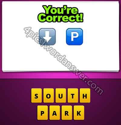 emoji-down-arrow-and-p