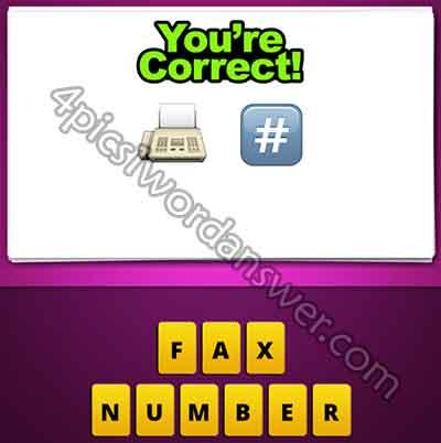 emoji-fax-machine-and-hashtag