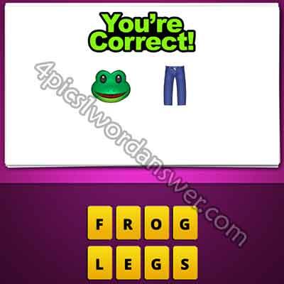 emoji-frog-and-jeans-pants