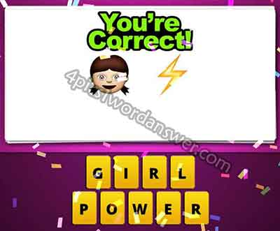 emoji-girl-and-lightning-bolt