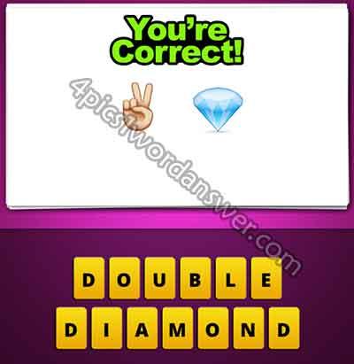 emoji-hand-peace-sign-and-diamond