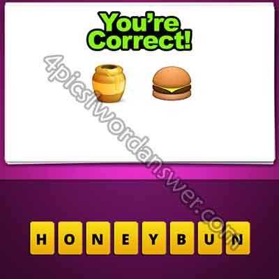 emoji-honey-pot-and-burger