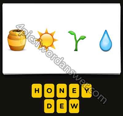 emoji-honey-pot-sun-plant-water-drop