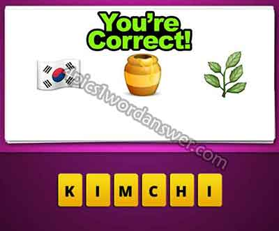 emoji-korean-flag-honey-pot-leaf